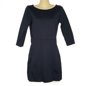 Rag & Bone Navy Blue Dress  Mini Size 4